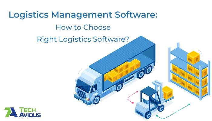 Logistics Management Software for Logistics Industries